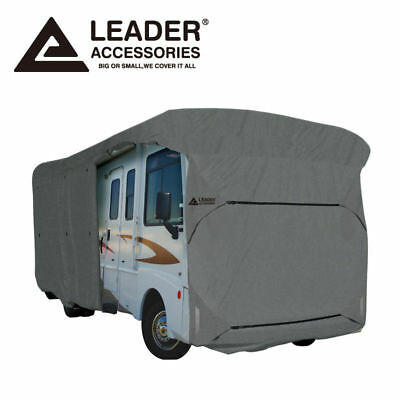 Leader Accessories Class A RV Cover Fits 24'-28' Motorhome Triple Layer