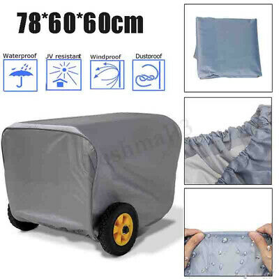 For Small Outdoor Generator Portable Weather-resistant Dustproof Storage Cover