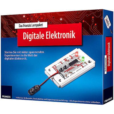 FRANZIS Das Franzis Lernpaket Digitale Elektronik