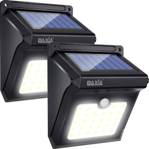 28 LED Outdoor Solar Motion Sensor Light