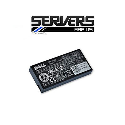 Gebraucht, Dell Batterie NU209 U8735 XJ547 für Poweredge Perc 5i 6i P9110 3.7V 7Wh-US FR463 gebraucht kaufen  Versand nach Germany