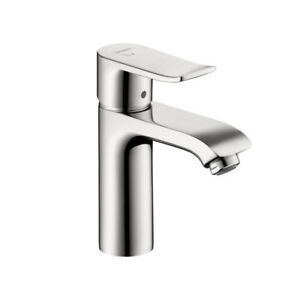 Hansgrohe 31121001 Metris 110 Single Hole Faucet Coolstart Chrom