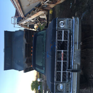 1980 GMC Other 1ton dump truck