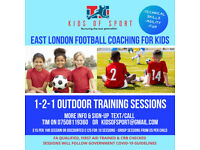 Childrens Football Coaching - East London