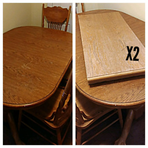 Large Wooden Dinning Room Table For Sale