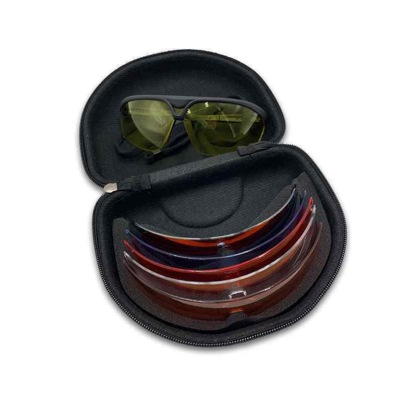 Lord & Field Multi-Lens Professional Range Glasses Shooting Glasses