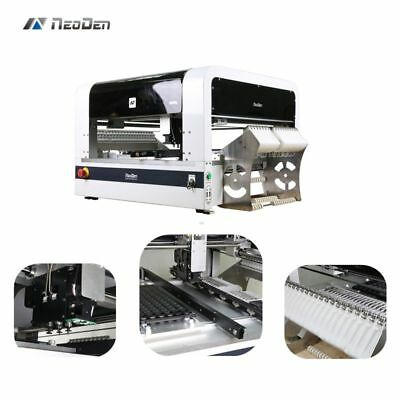 Pick And Place Robot Neoden4 With 18 Feeders Automatic Smd Machine J