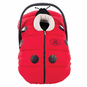 P'Tit Coulou Ladybug with Insert