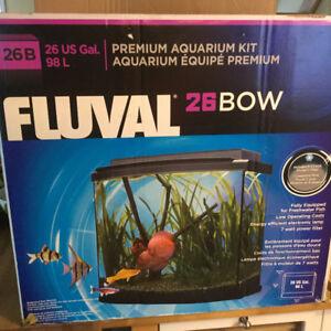 Aquarium et accessoires