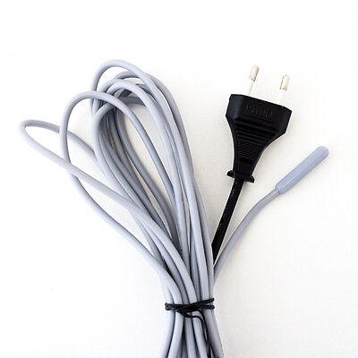 Heizkabel - 15W / 3 m Silikonheizkabel Heat Cable 15 Watt W Terrarium Heizung