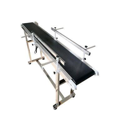 Top-grade Conveyor 110v Powered Rubber Pvc Belt 59x 7.8 New Best Price Hot