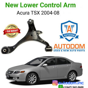 New Lower Control Arm Acura TSX 2004-08