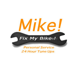 Mike Fix My Bike, 32 years of excellent service
