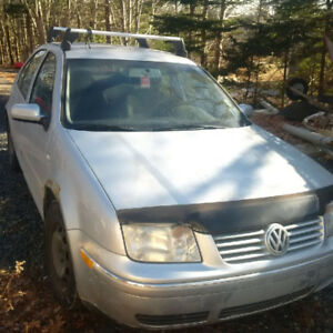 Jetta TDI 2005 for parts