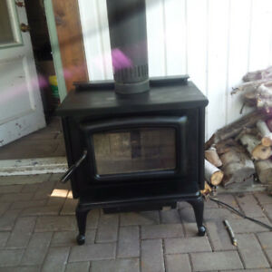 Wood stove - Pacific Energy