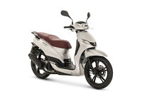 PEUGEOT TWEET 50 - BIG WHEEL SCOOTER - LEANER LEGAL - TWIST & GO