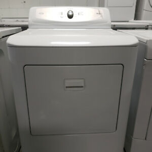 BLOWOUT SALES ON DRYER HAIER MOD CRDE350AW WITH WARRANTY!