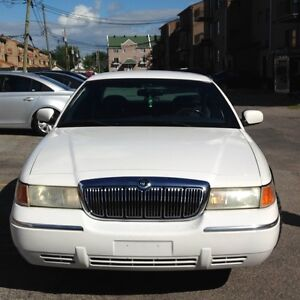 2000 Mercury Grand Marquis Berline