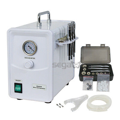 جهاز تقشير الجلد جديد Pro DIAMOND MICRODERMABRASION DERMABRASION MACHINE FACIAL TENDER SKIN CARE M54