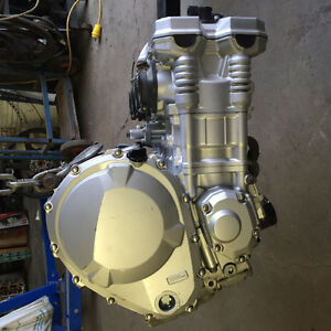 2007 Suzuki Bandit GSF 1250S ABS Engine Motor complete working