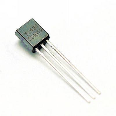 20pcs Tl431 Tl431a 431 To-92 Dip Transistors