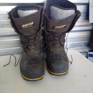 BRAND NEW BAFFIN WINTER SAFETY BOOTS SIZE 11