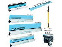 Ox Speedskim 7 Piece Kit Semi Flex + Stainless Flex & 2x 900mm Blades + Pole & Attachment