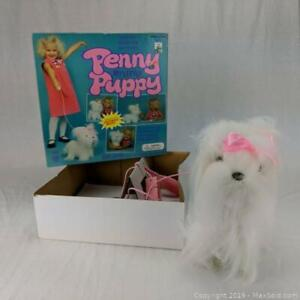 Penny My Little Puppy walking dog toy