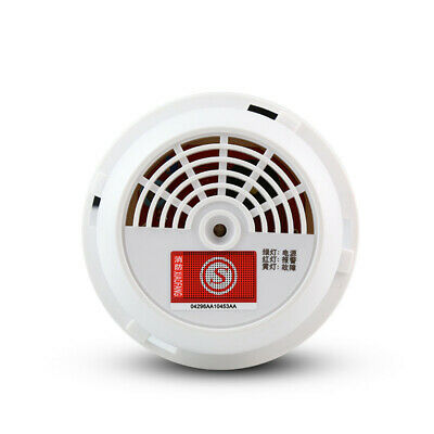 12v Lp Gas Alarm - 12V Ceiling Propane LP LN Natural Gas Leakage Alarm Detector for Security System