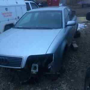 2000 audi A6 for parts all whole Strathcona County Edmonton Area image 1