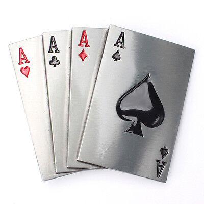Пряжка Four Poker A Pin Belt