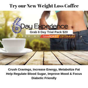 New Weight Loss Product 6 Days Trial