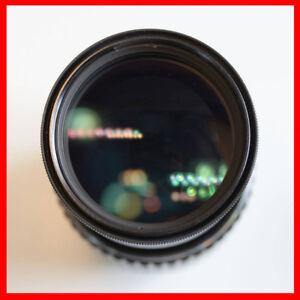 Pentax SMC 80-200mm F4.5 manual focus lens