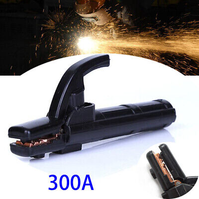 300a Electrode Holder Welding Clamp Machine Miniature Copper Fixed Clamp Tool