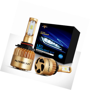 Auxbeam F-S3 LED Headlight 9007/HB5 72W 8000LM Philips CSP chips