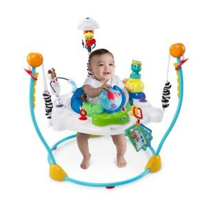 Baby Einstein Journey of Discovery Activity Jumper w/ Sounds/Toy