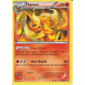 60 cartes de la série 2015 Pokemon XY Ancient Origins