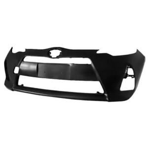 New Painted 2012 2013 2014 Toyota Prius C Front Bumper & FREE shipping