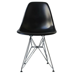 MODERN EAMES STYLE EIFFEL DINING CHAIRS