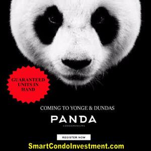 Exclusive First VVIP Access to Panda Condos in Toronto