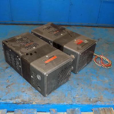SOLA ELECTRIC 120X240V 5000VA TYPE CVS CONSTANT VOLTAGE TRANSFORMER 23-25-250