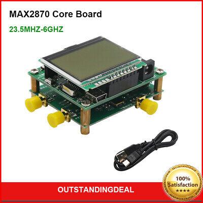 Max2870 23.5mhz-6ghz Pll Core Boardcontrol Board For Signal Generator Ot16