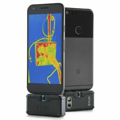 Flir One Pro Lt Pro-grade Thermal Camera For Android W Micro Usb To Usb-c Adapt