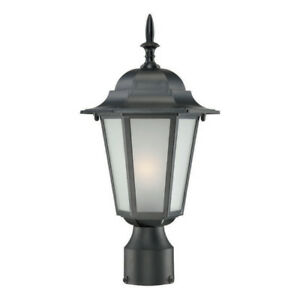 New in Box - Acclaim Lighting Camelot 1-Light Post Mount Lantern
