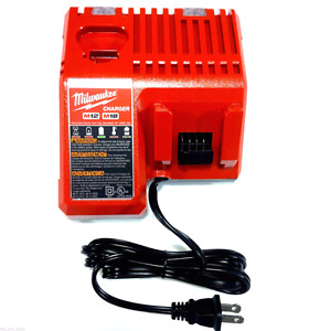 M12 and M18 battery charger