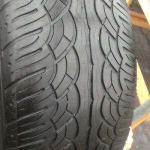 2  Yokohama Summer tires 275-55-20