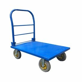 New Commercial HEAVY DUTY WAREHOUSE INDUSTRIAL COMMERCIAL FOLDING SACK HAND TRUCK
