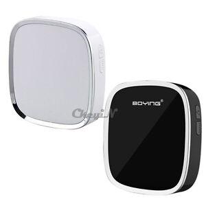 mini waterproof wireless door bell home office doorbell