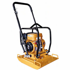 Looking for a working plate compactor