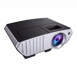 LED Projector:  ELEGIANT 2000 Lumens HD home projector 1080P